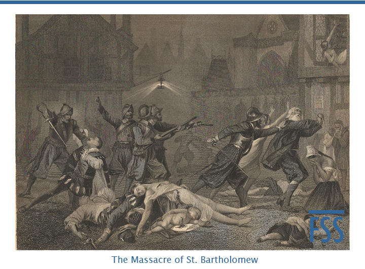 St.Bart's Massacre FI