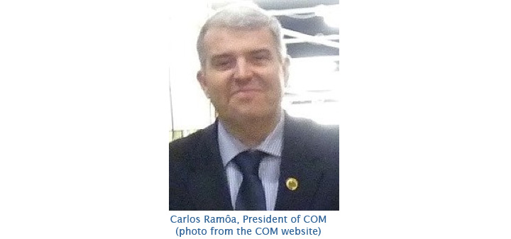 Carlos Ramoa (from COM website)