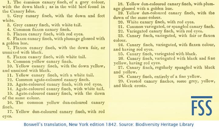 Hervieux's list-Boswell 1842-fss