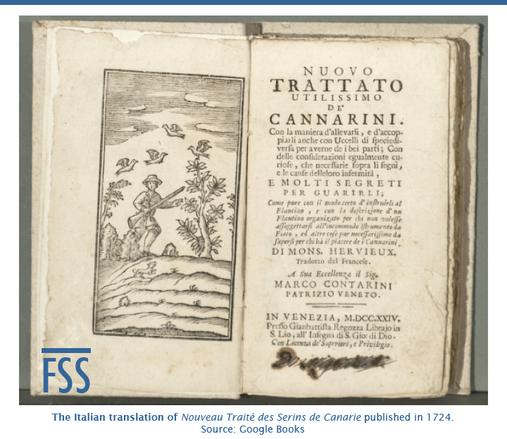 Nuovo Trattato Utilissimo de Cannarini-FI