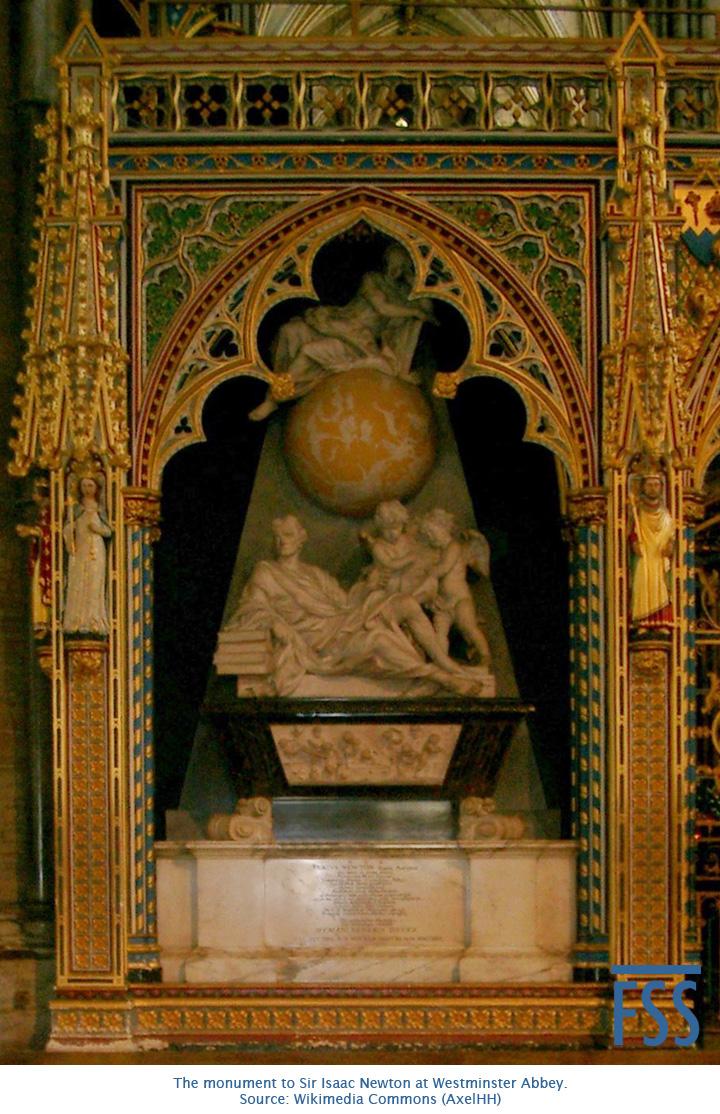 Newton monument-FSS