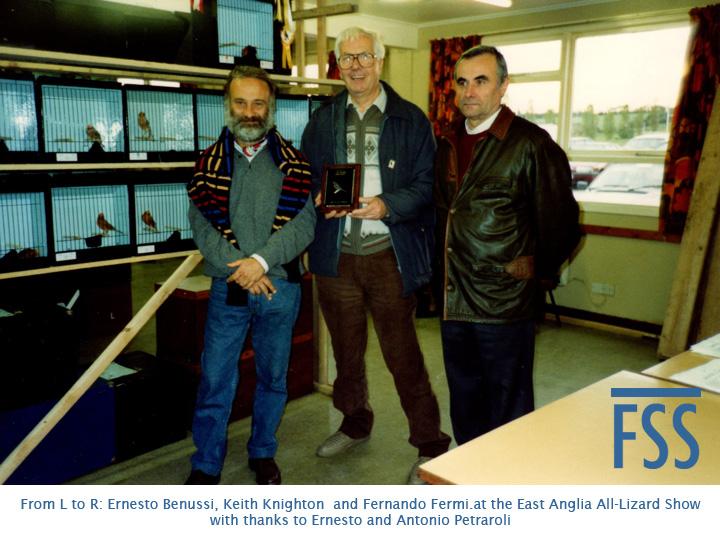 EB KK & FF @ East Anglia-FSS