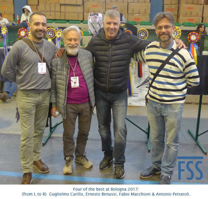 Bologna 2017 GC, EB, FM & AP-FSS