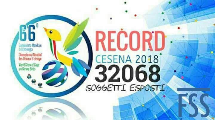 Cesena 2018 record entry-FSS
