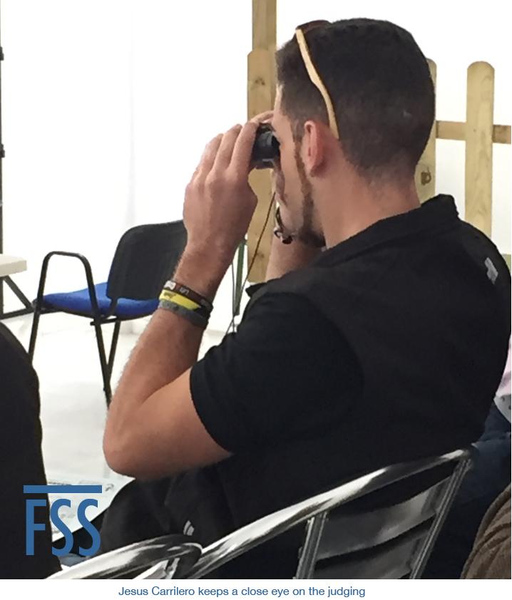 Amigos 2018 JC binoculars