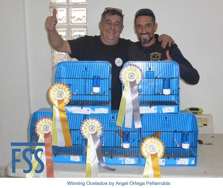 Amigos 2018 winning Ocelados Angel Ortega-FSS