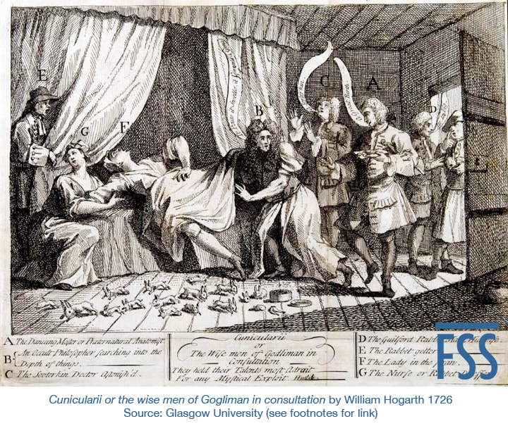 A New Way etc Mary Toft by Hogarth-FSS