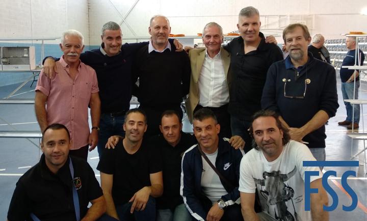 Spanish National 2019 judges & organisers-FSS