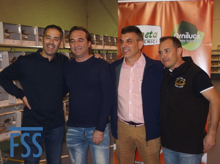 Spanish National 2019 the organisers-FSS