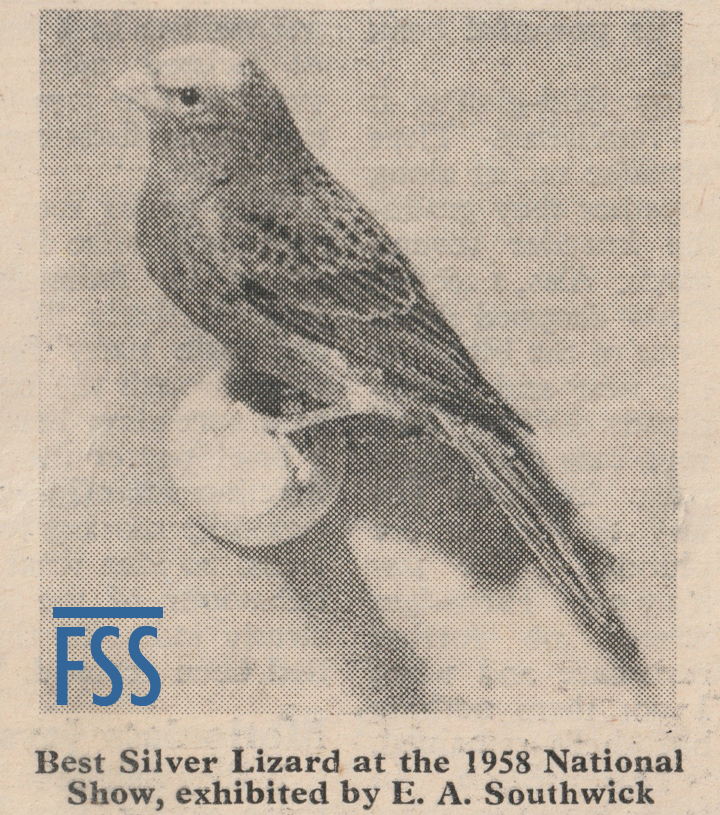Best silver 1958 National 2-FSS