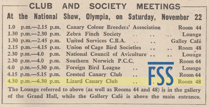 First LCA AGM-Olympia 1952-FSS