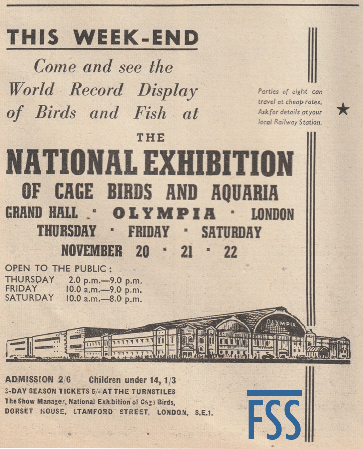 Olympia advert 1952-FSS